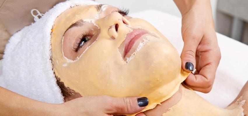 beauty face mask bingeing