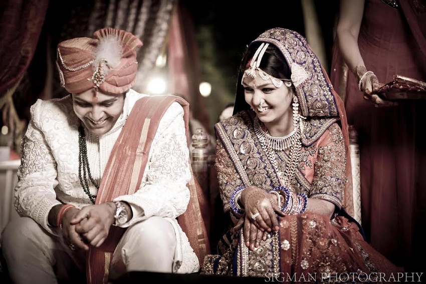 wedding in India Sigman photography Mumbai Wedding husband wife photography team in Mumbai