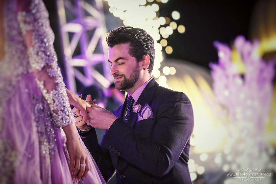 wedding of neil nitin mukesh