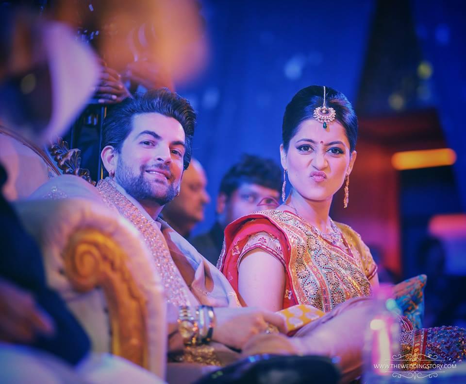 wedding pics of neil nitin mukesh