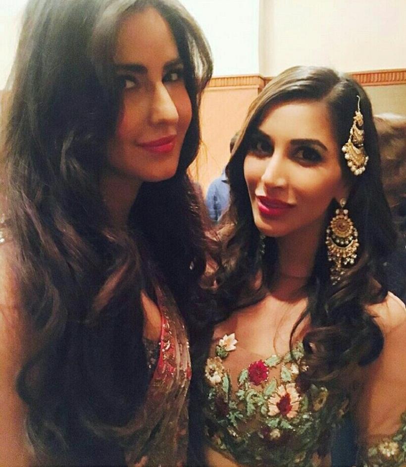 sophia chowdhury and katrina kaif