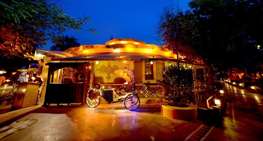 Chokhi Dhani Jaipur destination wedding