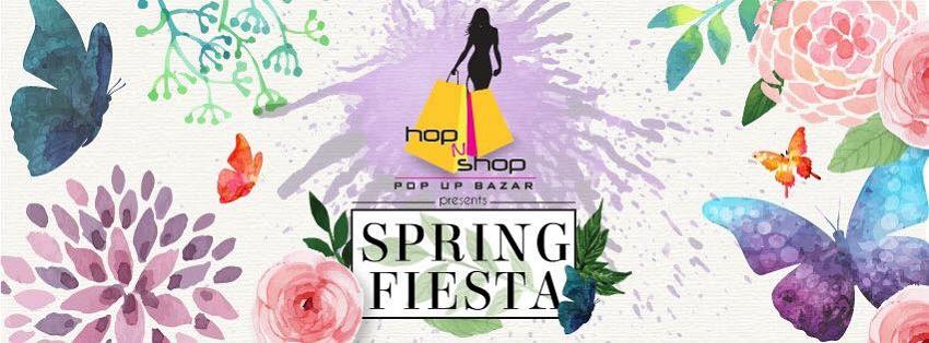 Hop N Shop Spring Fiesta ,