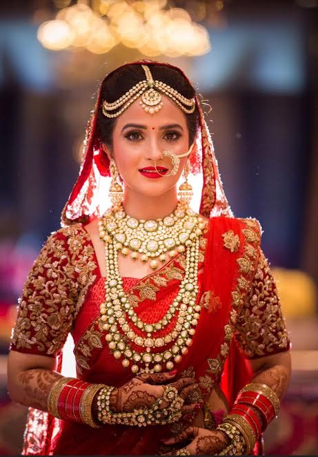 Kajol R Paswwan bridal makeup artist Mumbai