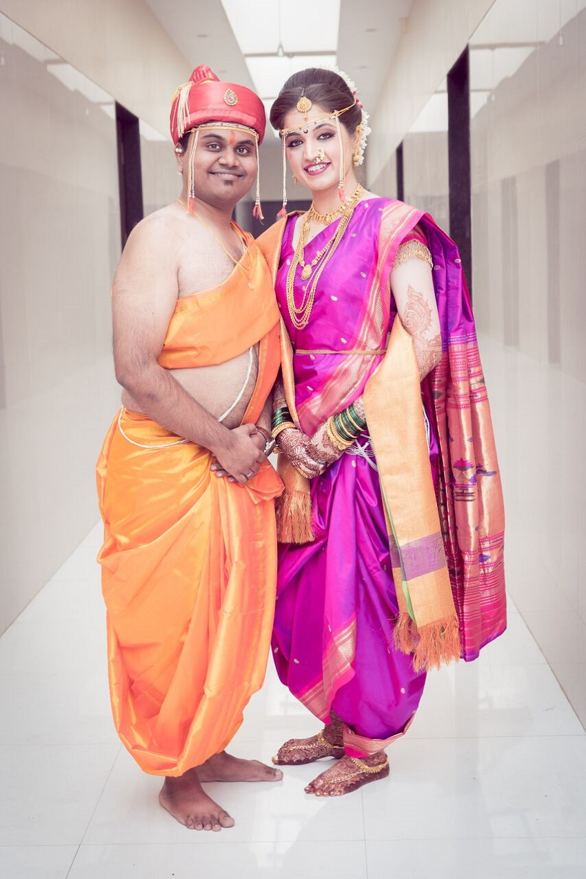 marathi couple honeymoon