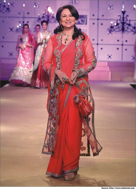 wedding saris