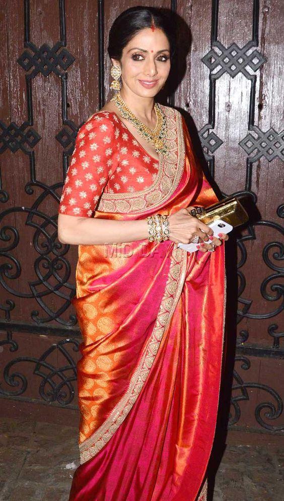 sari for moms