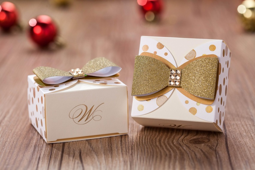 2017 wedding favours
