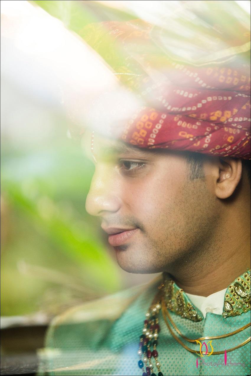 groom baraat-real wedding in Goa Planet Hollywood