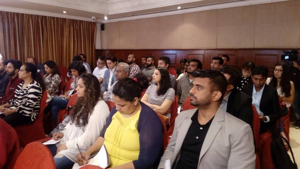 participants at the International wedding workshop by weddingsonline