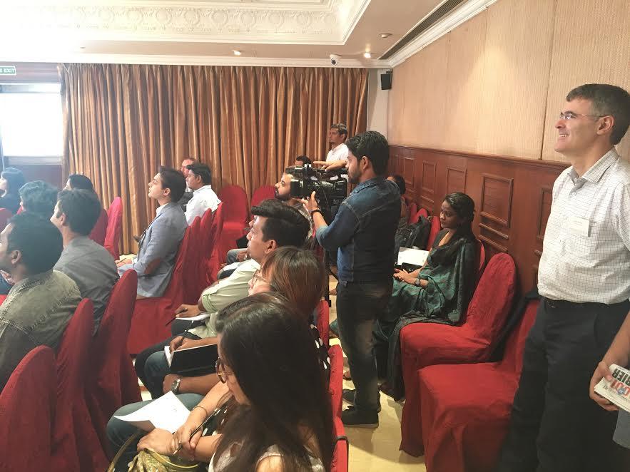 weddingsonline India event at The Club Andheri West Mumbai