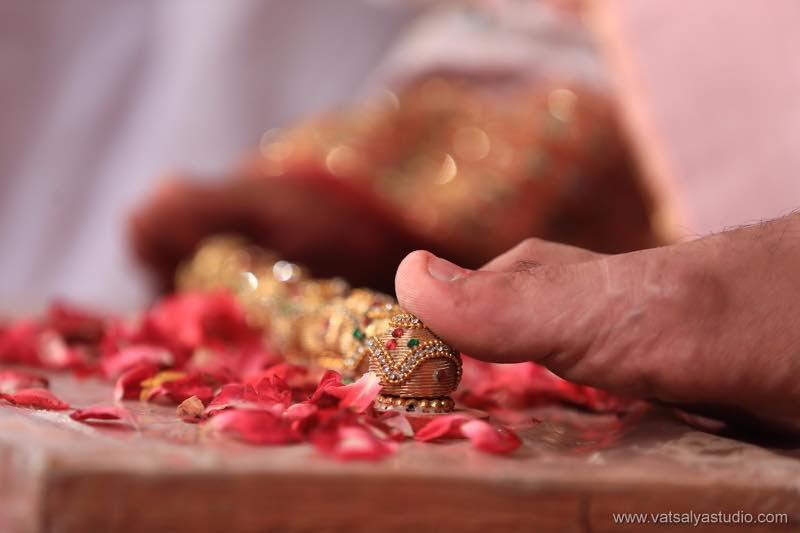 real Gujarati wedding rituals
