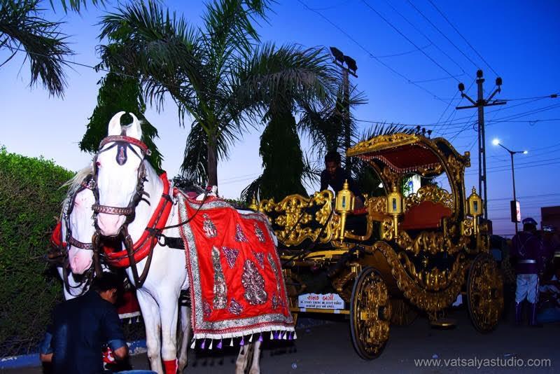 baraat and ghori arrival