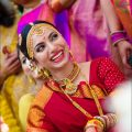 bridal makeup-Indian wedding-Goa destination wedding