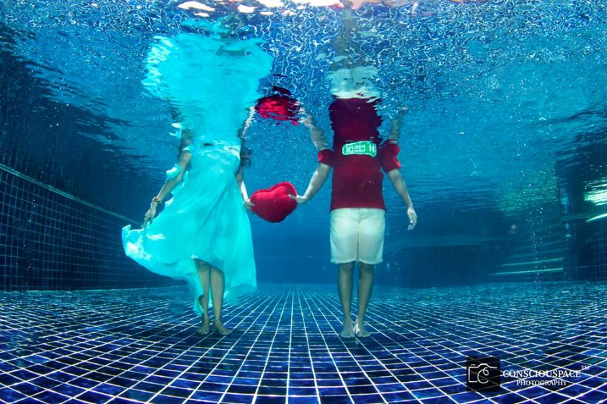 underwater shoot in Thailand by ConsciouSpace