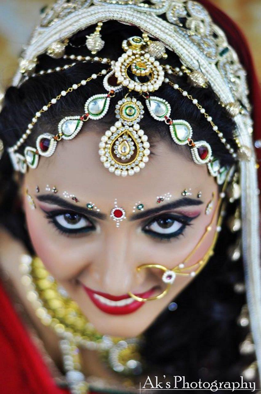 bridal eyebrows