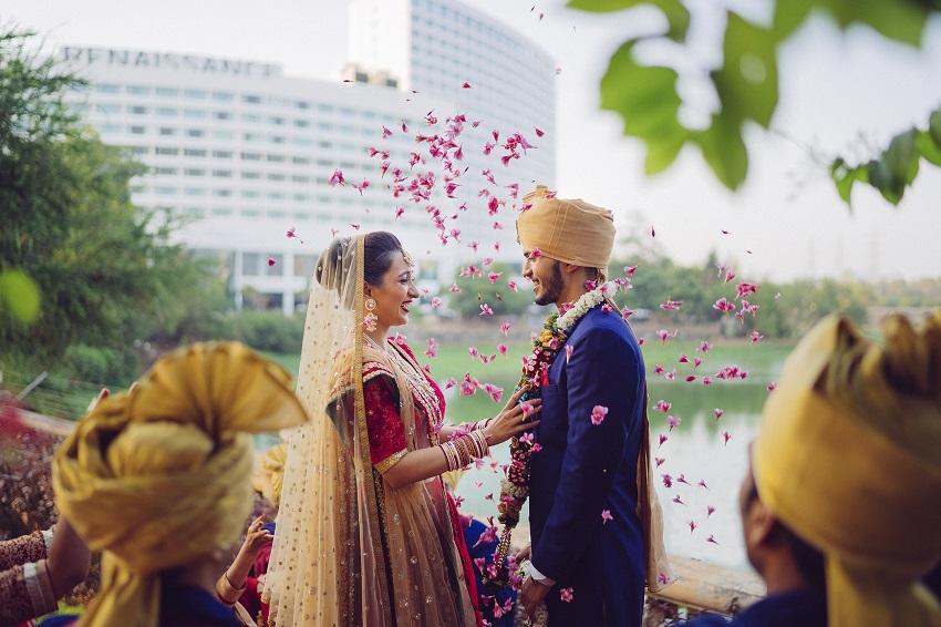 wedding by Marriott
