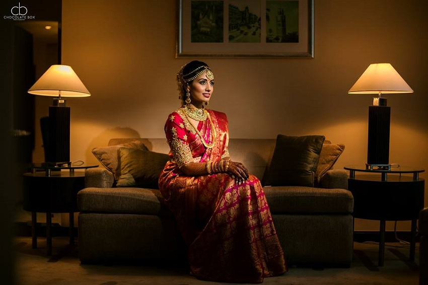 grandma's beauty tips for the indian bride