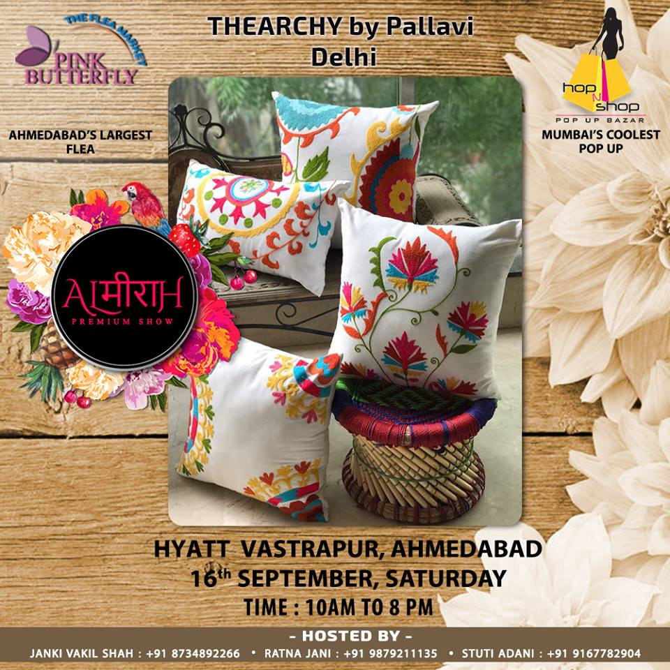 Almirah exhibition by HopNShop and Pink Butterfly