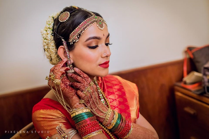 ayurvedic bridal treatments