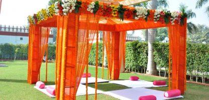 Aapno Ghar airport motel wedding resort luxury wedding venue Delhi