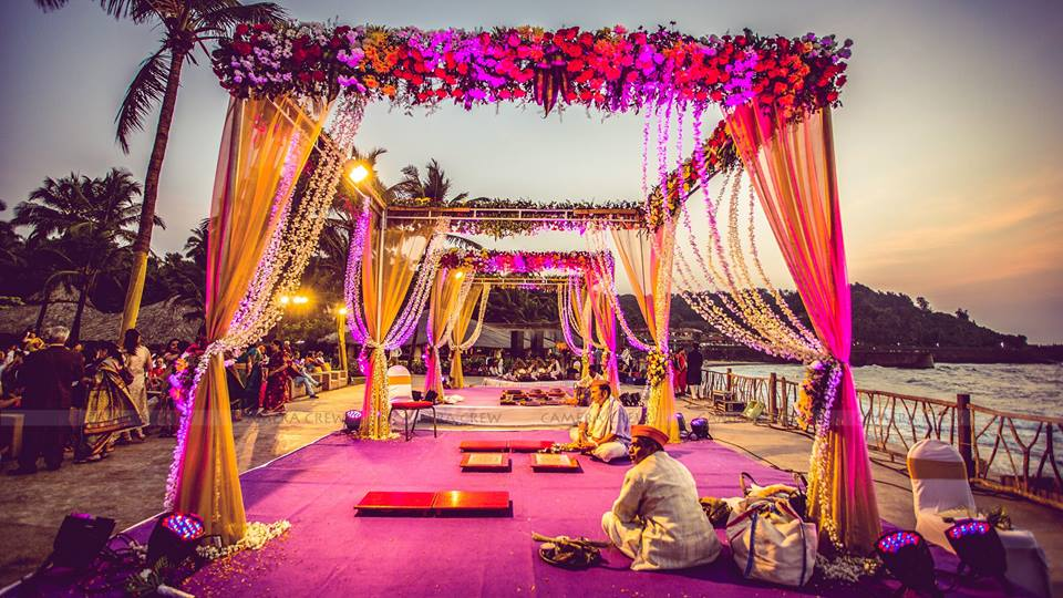 tips for finding the perfect Indian wedding venues