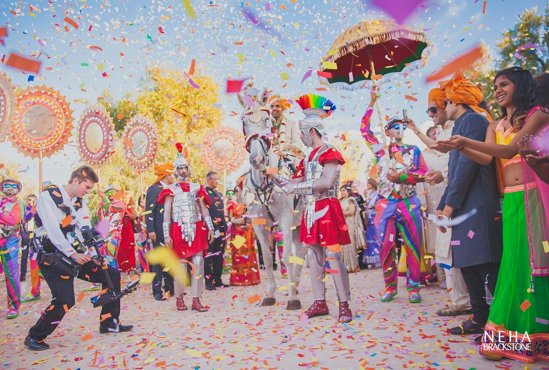 Best wedding photography by Neha brackstone photography