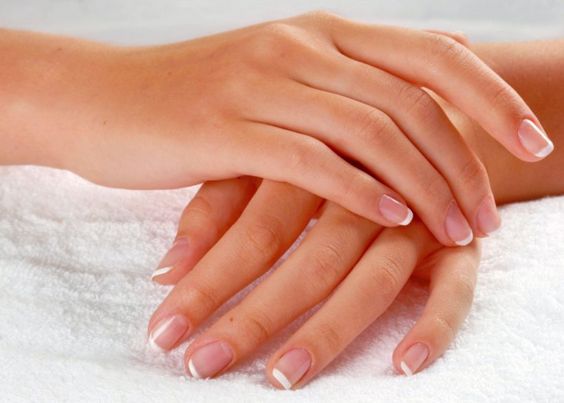 fingernails tips for brides to be