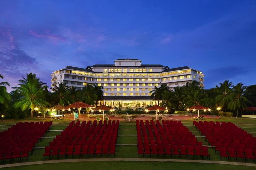 best wedding destinations in Kerala-The Le Meridien Kochi