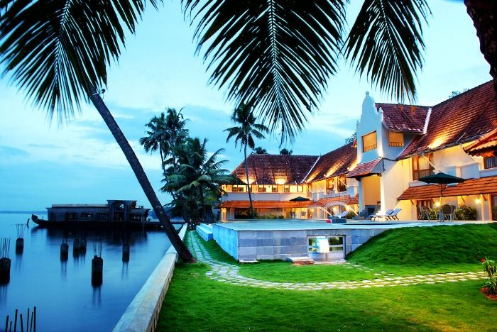 Top 7 places for destination weddings in kerala india 39 s for Travel planners kerala reviews