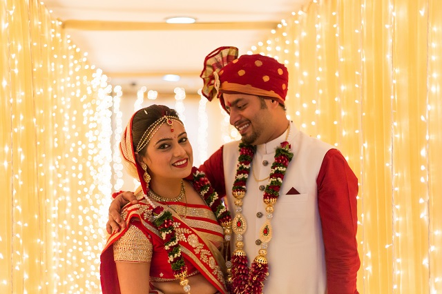 Nivedita Ghosh Photography real wedding at Club Millennium Juhu