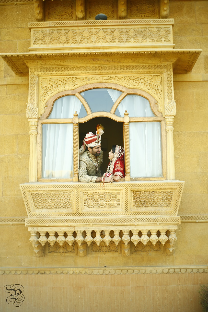 real wedding in Jaisalmar by Pratik Photoworks