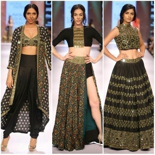Lakme fashion week Arpita Mehta