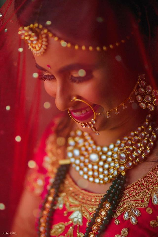 brides by Yashika Chowdhary of Yashika's artistry top makeup artist in Pune