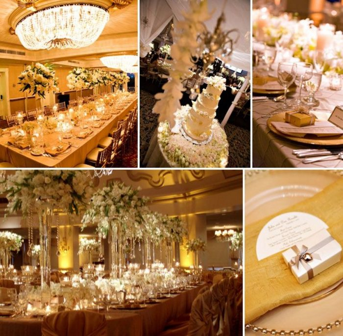 winter wedding decor trends