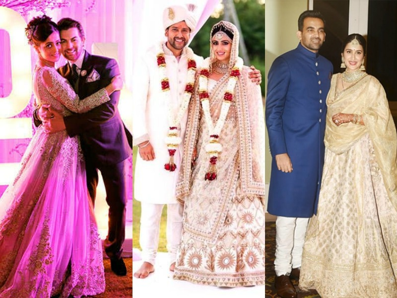 celebs who tied the knot in 2017
