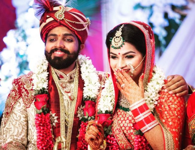 real wedding in Lucknow Mohit arora productions