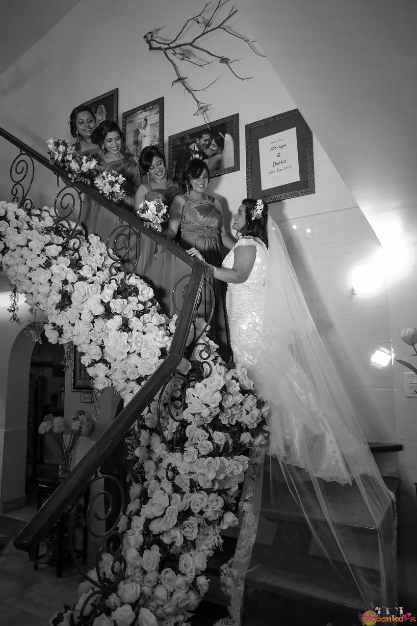 christian wedding Love birds and purple color wedding theme