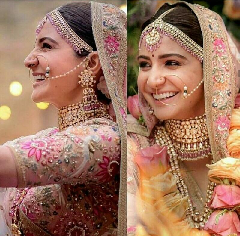 Anushka sharma wedding