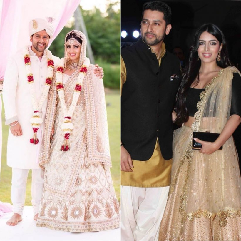aftab shivdasani wedding