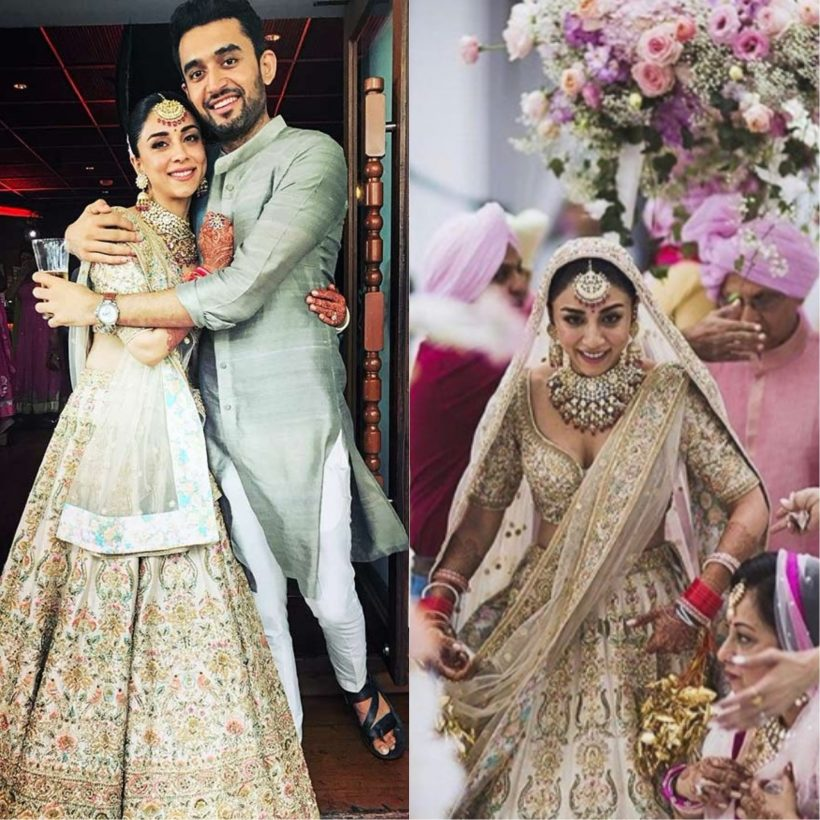 amrita puri wedding