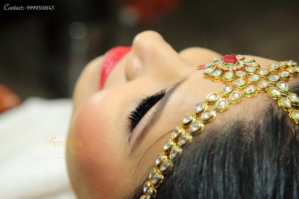 2018 brides Indian makeup trends bridal makeup