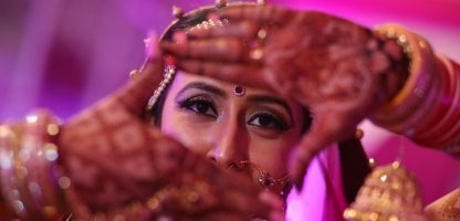 real wedding by Makker studio and Nainy studio Agra wedding photography