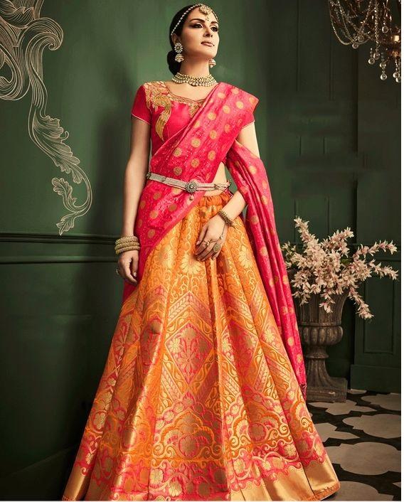 Indian bridal dress trends 2018