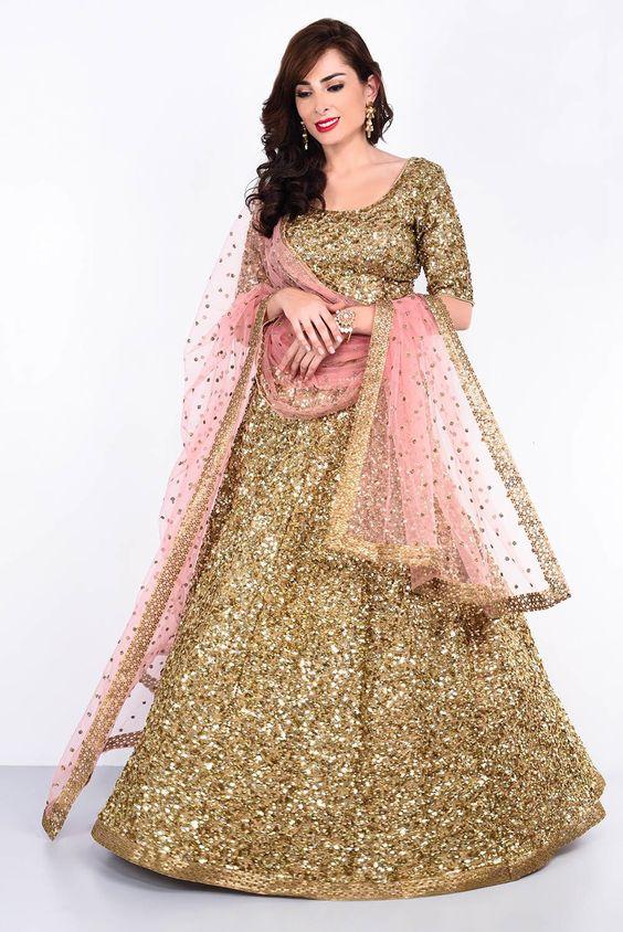 Indian wedding dress trends 2018