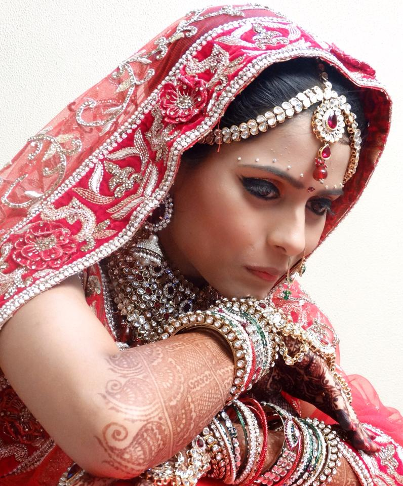 bridal care for Indian brides 3 to 1 month before marriage