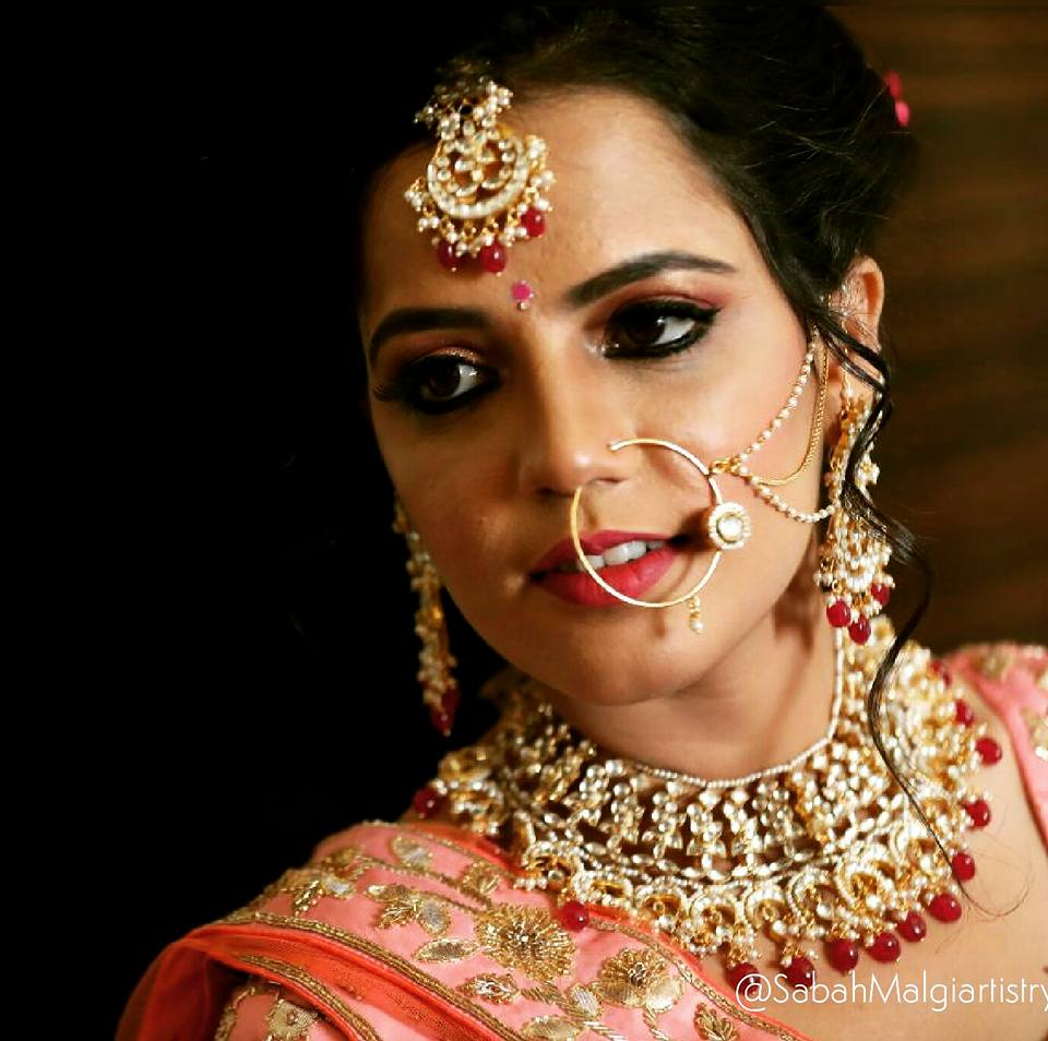 Indian bridal care before one's wedding