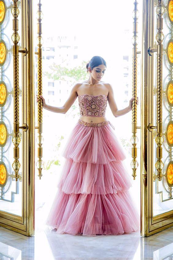 Indian wedding dress trends