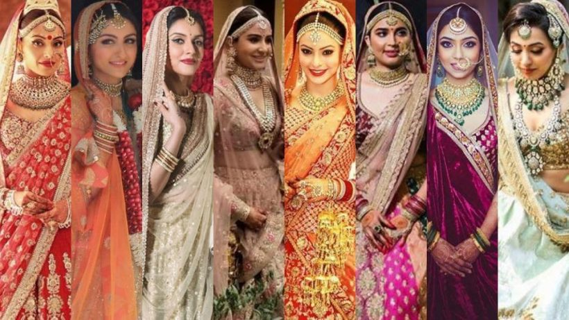 19 Celebrity Inspired Lehengas For Your Sangeet Night