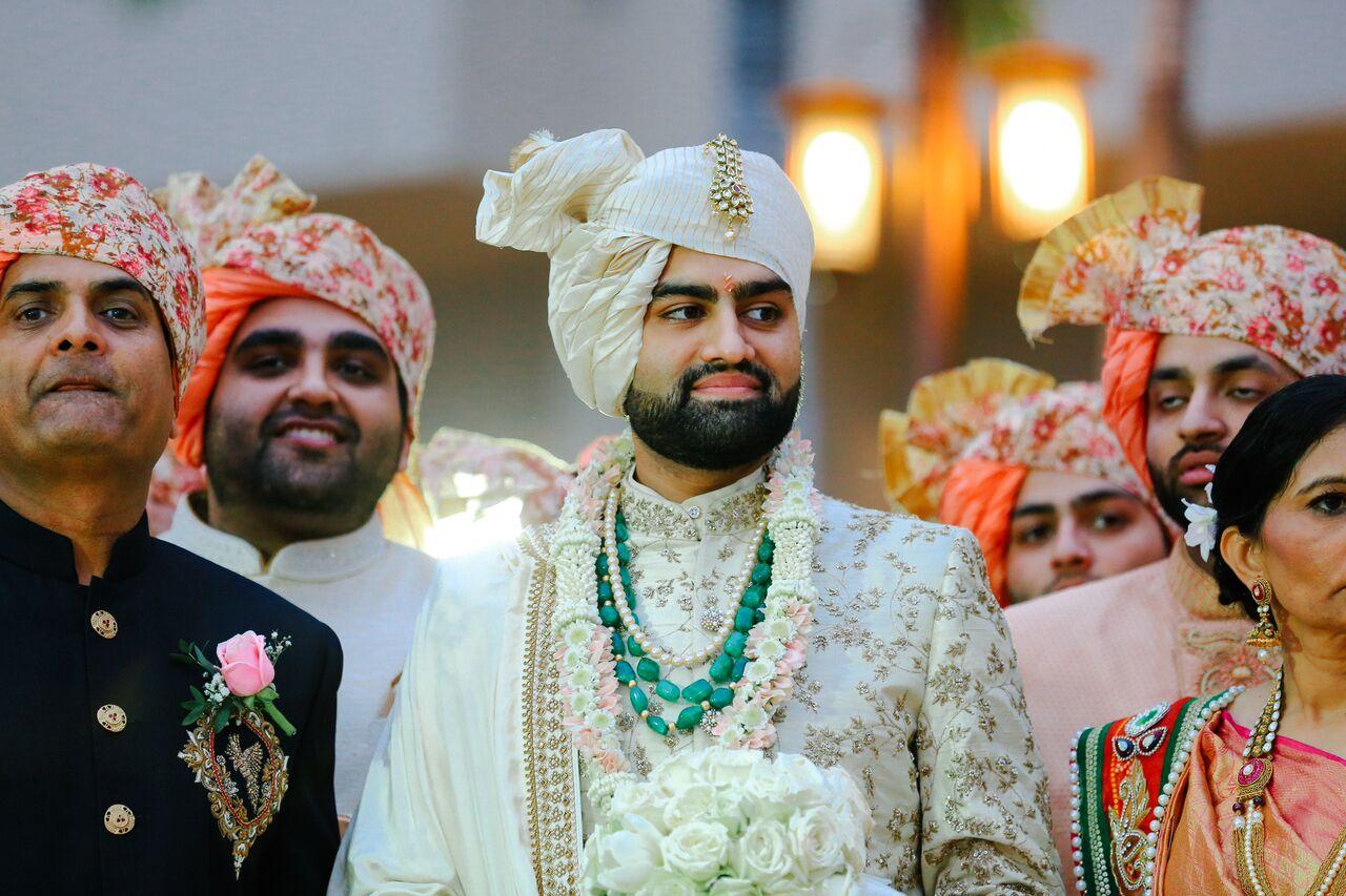 Real Weddings: Fashion Designer's Gorgeous Wedding